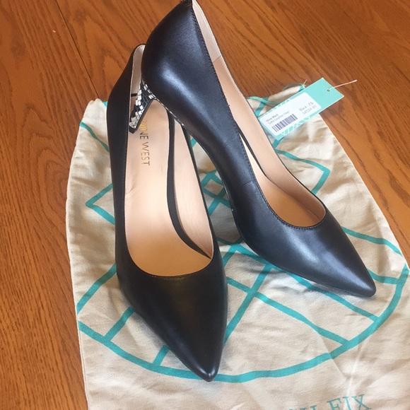 886296c61e5 Nine West Shoes   Nwt Soho Pointy Toe Pump   Poshmark